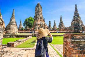 BANGKOK - AYUTHAYA TOUR 5 DAYS