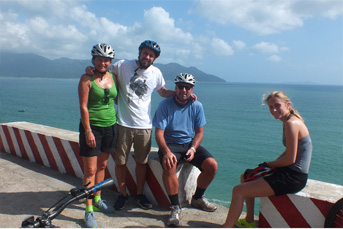 BIKING  03 DAYS 02 NIGHTS HOI AN - HUE