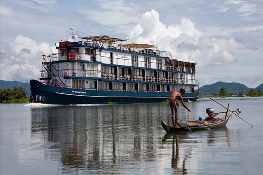 08 DAYS CRUISE FROM SIEMREAP TO SAIGON