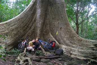 BIKING 02 DAYS 01 NIGHT : SAIGON - NAM CAT TIEN NATIONAL PARK