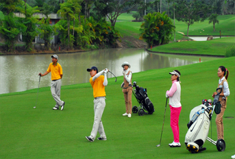 HA NOI GOLF TOUR  03 DAYS 02 NIGHTS