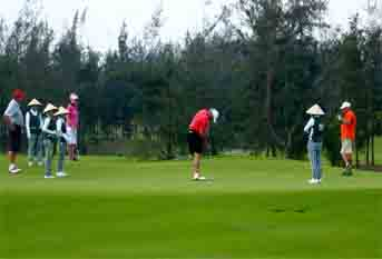 DA NANG GOLF PACKAGE