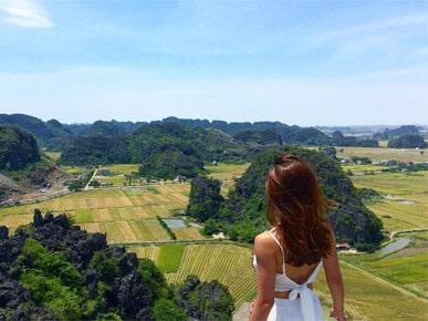 AMAZING LANDSCAPE IN VIETNAM