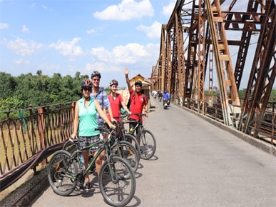 VIETNAM CYCLING TOUR - COUNTRYSIDE ADVENTURES