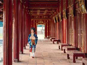 HUE IMPERIAL CITY – CENTRAL OF VIETNAM