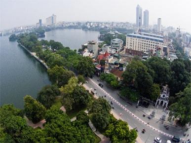 HANOI - THE CAPITAL OF VIETNAM