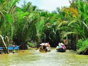 MEKONG DELTA TOUR -  WHICH IS THE BEST CHOICE