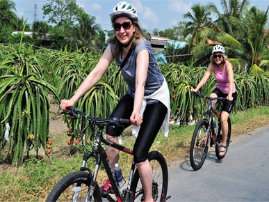 CYCLING TOUR IN VIETNAM