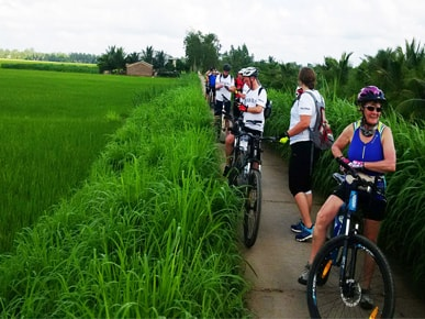 VIETNAM CYCLING TOUR WITH EASY INDOCHINA TRAVEL