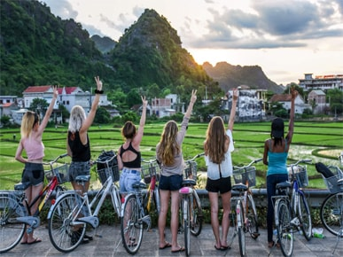 TOP PLACES FOR ADVENTURE TOUR IN VIETNAM