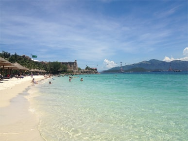 VIETNAM BEACH AND RELAXATION