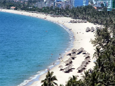 TOP BEACH FOR HONEYMOON IN VIETNAM